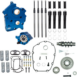 S And S Cycle 475 Cam Chest Kit Gear Drive Black Oil Cooled 310-1014a