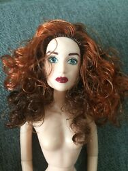 Rose Doll From The Movie Titanic 97 Gti Doll, Good Condition, Nude, Used,