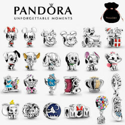 2021 New Genuine Pandora Disney Charm S925 Ale Sterling Silver And With Gift Pouch