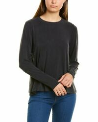 Eileen Fisher Sandwashed Knit Top Womenand039s