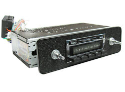 New Vw Ghia And Type 3 Radio Am Fm Ipod Mp3 Vintage Style Original Look Car Stereo