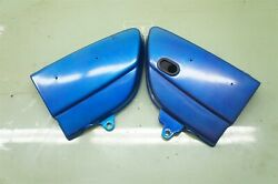 Used Suzuki 1973-77 Gt380 Left Side Cover Right 2482