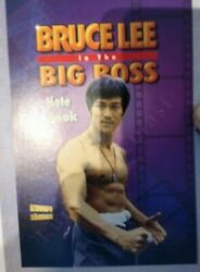 Bruce Lee Motion Pictures On Paper Flip Books Note Book Big Boss Last One
