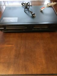 Sanyo Cp860 Compact Disc Player Plays 3 Inch Cdand039s