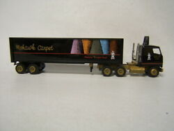 Winross Teamsters Local 430 York Pa Tractor Trailer First Ed 1/64 Ford Cab Mib