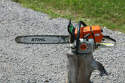 Stihl Ms361 Professional Chainsaw 20 Bar Chain 59cc 4.6 Hp Exec Used Cond F/s