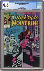 Kitty Pryde And Wolverine 1 Cgc 9.6 1984 3800259001