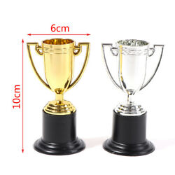 Mini Trophy Trophies For Sporting Events Birthday Parties Kids Party Filler G Oh