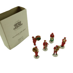 Department 56 The Heritage Village Collection Salvation Army Band 03428