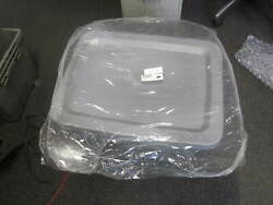 Nos F4 Customs Clear Windshield Harley Davidson 1994 And Up Road King Hdrk-19c