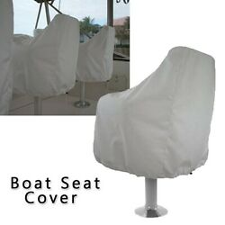 Waterproof Uv Resistant Boat Seat Cover Dust Fishing Protection Furniture Useful