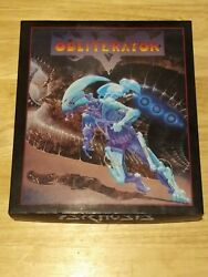 Obliterator By Psychosis Atari St Complete With Poster