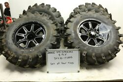 Rzr Ranger 4x156 Wheels Outback Sti Out Back Max 34in Mud Tires Rims 30684