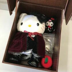 Rare Limited To 500 Bodies In The World Hello Kitty Black Wonder Edition From Jp