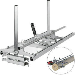 Chainsaw Mill 14-36 Chain Saw Mill Portable Log Planking Lumber Aluminum