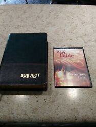 Power Publishing Subject Bible Complete Topical Study Bible And Reference Edition