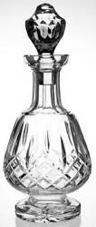 Waterford Crystal Lismore Brandy Decanter And Stopper 764599