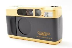 Contax T2 Point And Shoot 35mm Compact Film Camera 60th Limited Japan Excellent