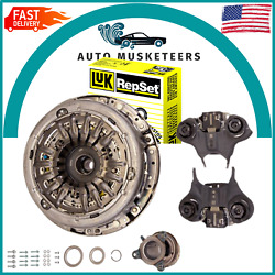 Clutch Kit Auto Dual Clutch Transmission LuK 07 233 For Ford Focus Fiesta $669.50