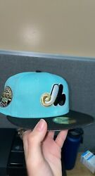 New Era 59fifty Expos Fitted Hat 7 1/4