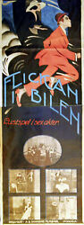 The Girl In The Taxi / Flora Parker / 1921 / Lloyd Ingraham / Movie Poster/56