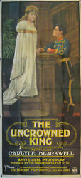 The Uncrowned King / Carlyle Blackwell / 192 / / Movie Poster/69