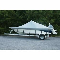 Carver 70020p-10 Styled-to-fit V-hull Center Console Fishing Boat Cover 20and0396...