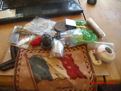 Bag Full Of Antiques And Collectables. Allkinds