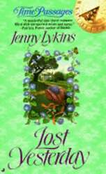 Lost Yesterday By Jenny Lykins New