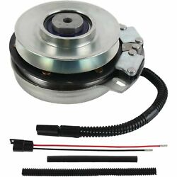 Pto Blade Clutch For Husqvarna 114595 Electric - W/ Wire Harness Repair Kit