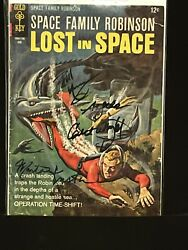 🔥space Family Robinson Lost In Space Signed 3x Mummy Cartwright And Kristen