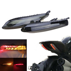 Taillight Rear Turn Signal Indicator For Ducati Diavel Carbon 2011-15 Motorcycle