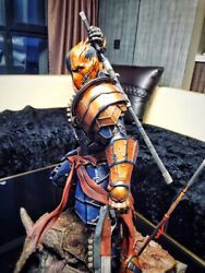 1/4 Scale Collectible Exclusive 1st Class Deathstroke Titans Batman Resin Statue