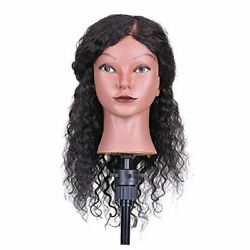 Cosmetology Mannequin Head Hairdressing Training Head For Hair Styling