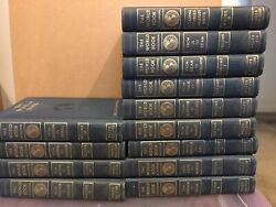 The World Book Encyclopedia 1930 Set. 12 Volumes Plus Guide. W.f. Quarrie And Co.