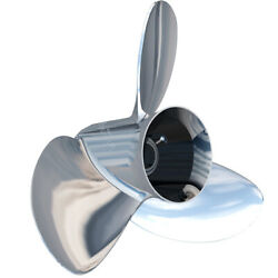 Turning Point Express Mach3 Os Right Hand Stainless Steel Propeller 15.6 X 19