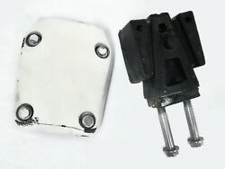 338741 434632 Johnson Evinrude Lower Mount With Bracket Cover And Bolts 120-235hp