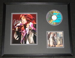 Richard Marx Signed Framed 16x20 Repeat Offender Cd And Photo Display Aw