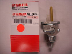 Nos Yamaha 498-24500-01-00 Fuel Petcock At1 Ct1 Dt1 Dt2 Dt3 Dt250 Rt2 Rt3 It175