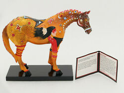 Westland Ghost Horse 3e/6353 Trail Of Painted Ponies 1544 Figurine