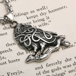 Unisex Punk Silver Spread Wings Crow Pendant Necklace Goth Rock Fashion Jewelry