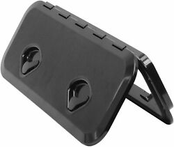 Black Marine Boat Abs Deck Hatch Boat Deck Hatch Access Hatch And Lid 24 X 9-5/8