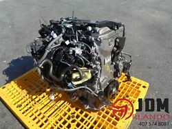 2010-2017 Toyota Camry 2.5l Twin Cam 4 Cylinder Engine Only 2ar-fe