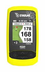 Izzo Swami 6000 Handheld Golf Gps Water-resistant Color Display With Built In Ma