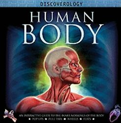 Human Body An Interactive Guide To The Inner Workings Of The Body By Parker