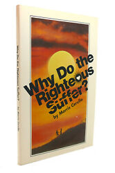 Morris Cerullo Why Do The Righteous Suffer  1st Edition 1st Printing