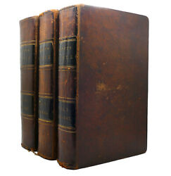 Thomas Scott The Holy Bible Containing The Old And New Testaments In 3 Volumes L