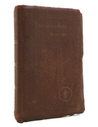 Holy Bible King James Version The New Testament Of Our Lord And Saviour Jesus Ch