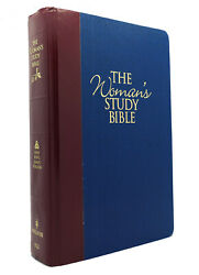 Holy Bible King James Version The Woman's Study Bible New Edition 2nd Printing