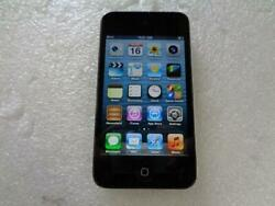 Apple A1367 iPod Touch 8GB 4th Generation Black $14.95